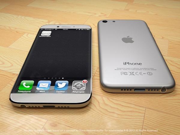 iPhone 5S ������ � ����, � 99-���������� iPhone 5 ������ ������������