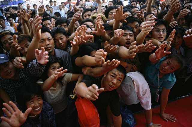 30,000,000 одиноких китайцев желают познакомиться