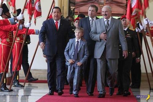 Эмоциональное обращение Александра Лукашенко в связи со смертью Чавеса — полный текст