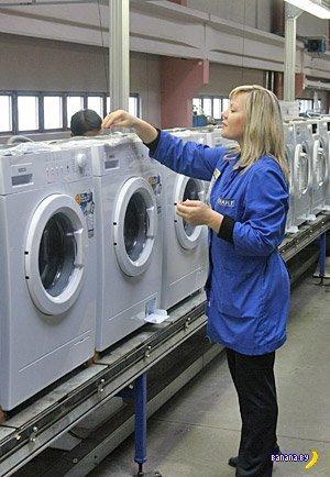 Белорусские стиральные машины продают в ЕС по $164, а телевизоры — по $75