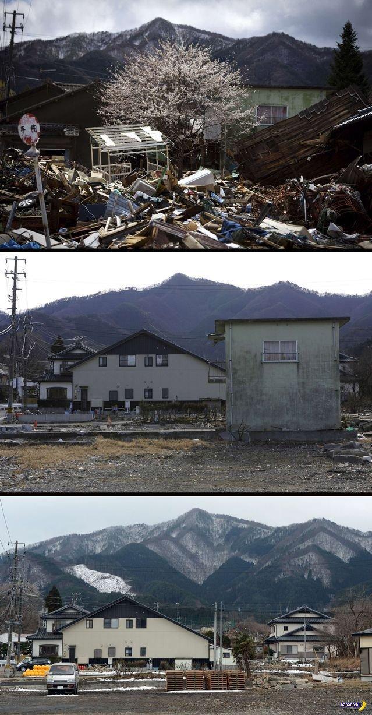 Япония - два года после цунами