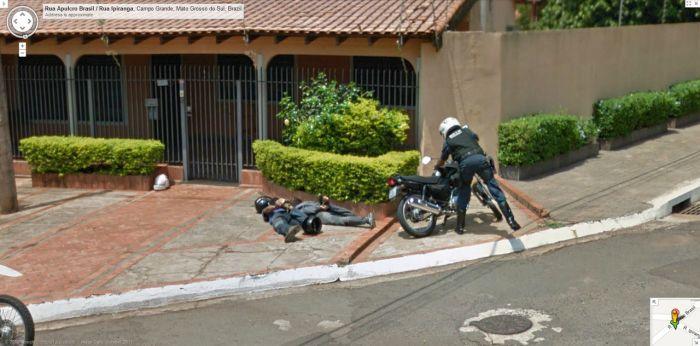 �� ������� Google Street