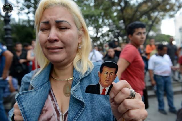Донт край фор ми, Венесуэла!
