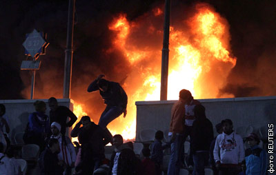 Суд Египта подтвердил смертный приговор футбольным фанатам