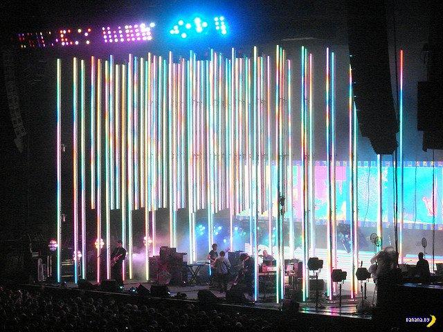 Невероятные фотографии с живых концертов