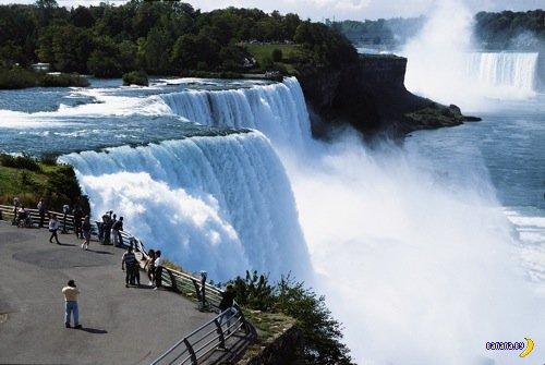 Самый популярные места для суицида в мире