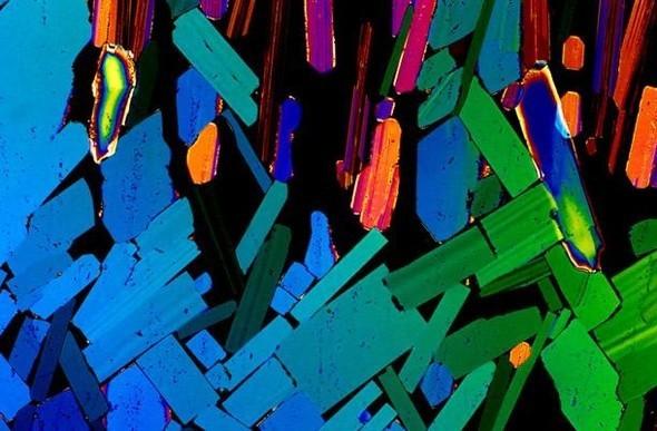 Алкоголь под микроскопом