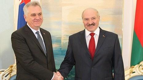Лукашенко нашел в Сербии нового друга
