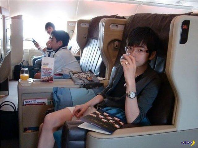 Тяжелая жизнь богатого китайчонка