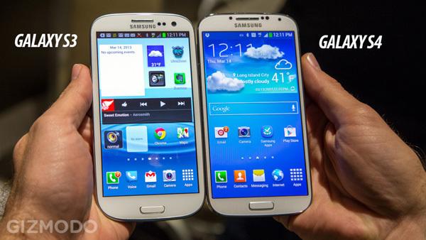 Samsung представила смартфон Galaxy S4