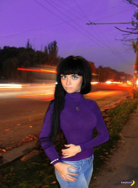 Еще одна Барби - Ксения К