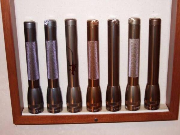 Коллекция фонариков Maglite