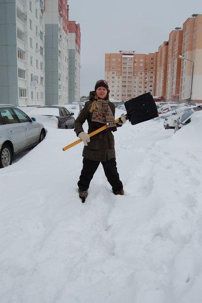 Сбылась мечта Ладутьки, минчане взялись за лопаты