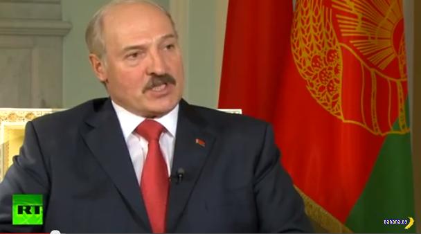 Лукашенко: Женщинам лесбиянство я прощаю, но голубизну мужикам никогда