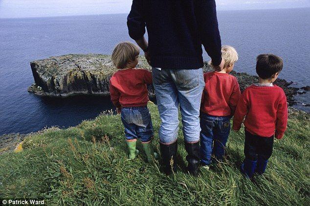 Частный семейный остров