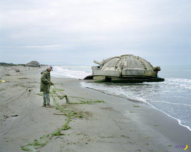 Албанские бункеры
