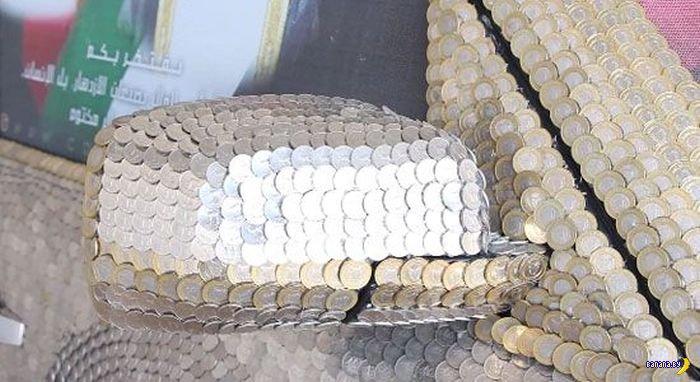 Монетный арабский тюнинг