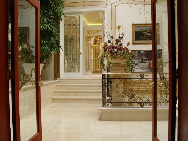 Дом бывшего министра здравоохранения Азербайджана