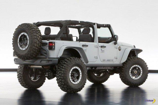 Концепты Jeep