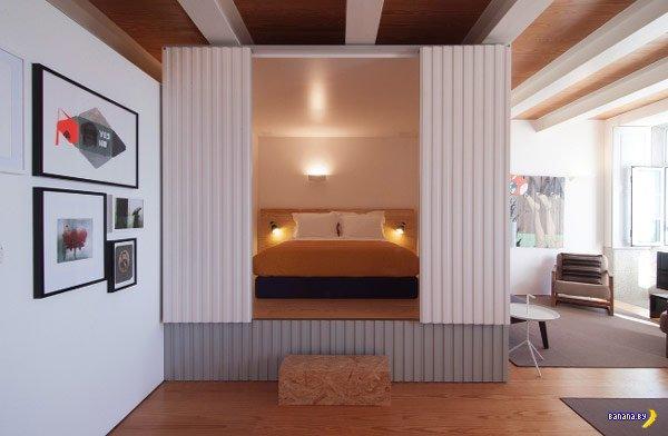 Мини-отель из большой квартиры