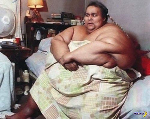 10 самых толстых людей в мире