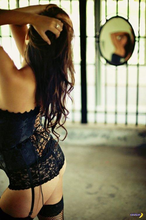 Красивые девушки в нижнем белье - 6