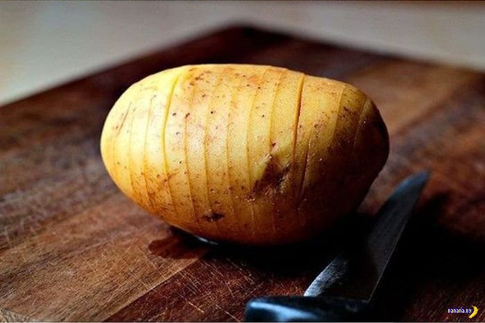 Новый способ приготовления картофеля в духовке