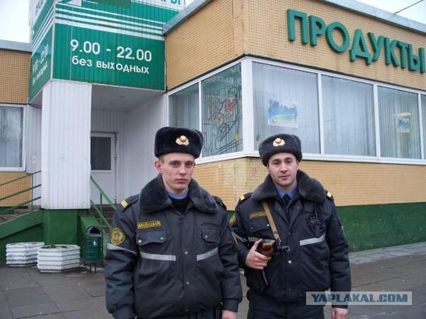 """В сети группы """"Стоп Ублюдки!"""" попал милиционер"""