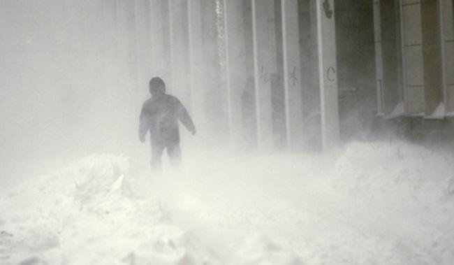 Синоптики и МЧС предупреждают про новую снежную бурю