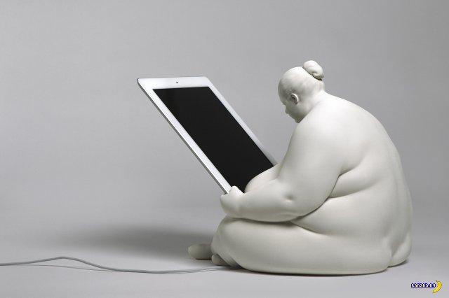 Удивительная док-станция для iPad