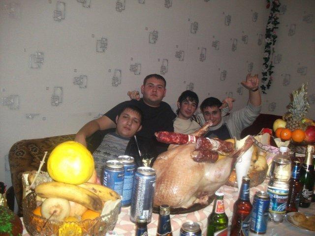 Кавказ социальных сетей