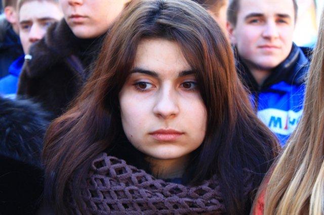 Молодежь столицы скорбит вместе с народом независимой Венесуэлы!