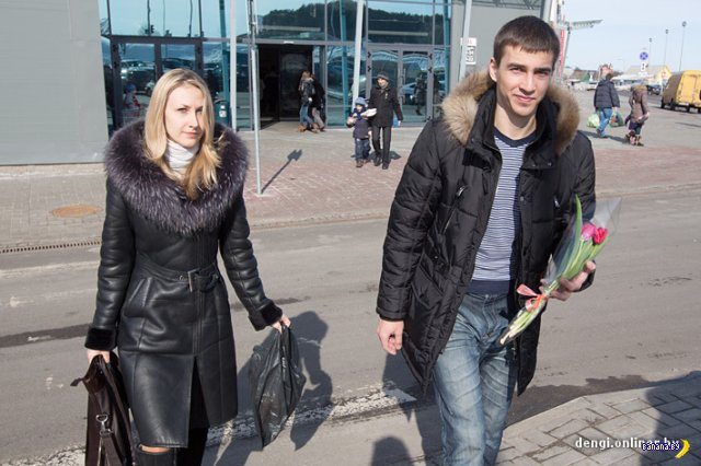 8 марта 2013 фотозарисовки с минских улиц