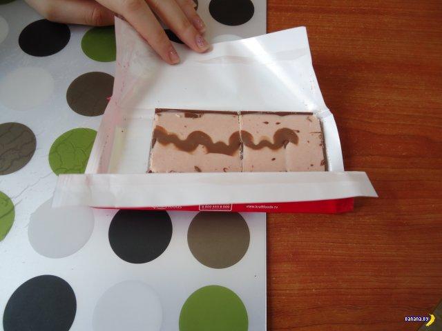 Альпенгольд - еще больше шоколада