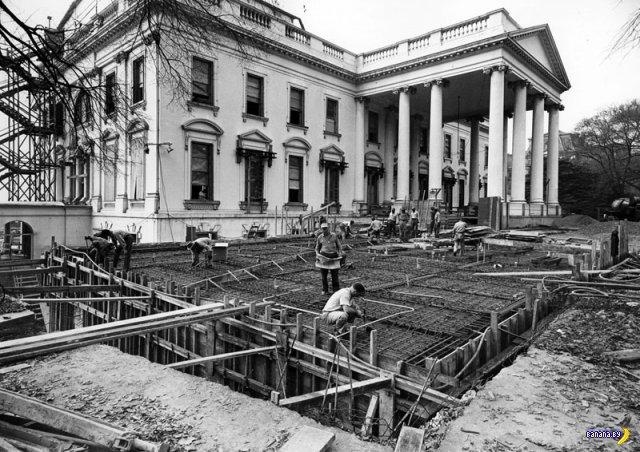 Как спасали Белый Дом