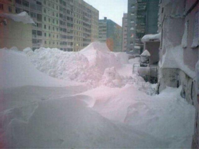 Беларусь завалит снегом
