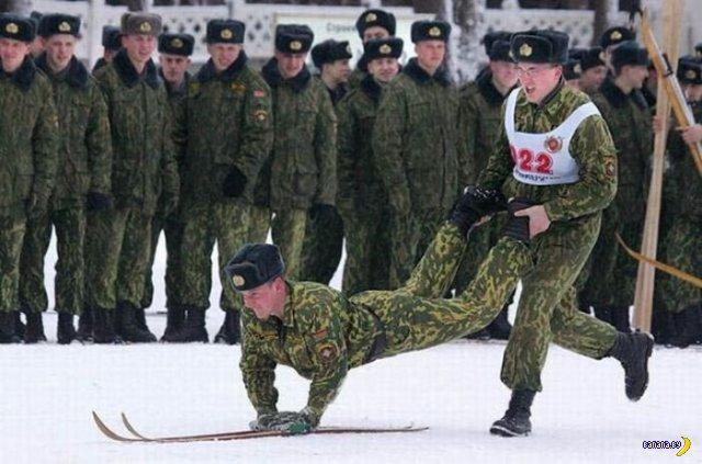 """Армия вступила в бой с """"Хавьером"""", внутренние войска от сраженя уклонились"""
