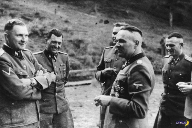 Освенцим глазами доктора СС