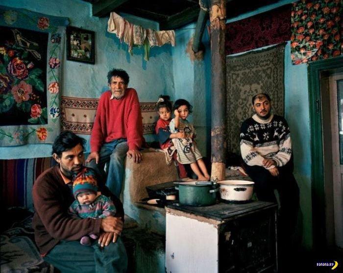 Жизнь цыган
