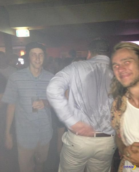 Что творится в ночных клубах?