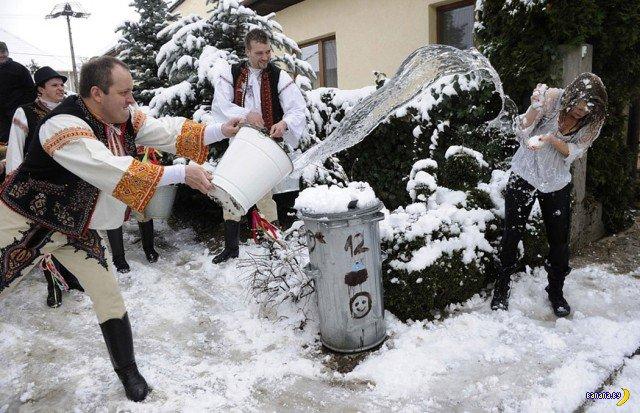 Как в Словении Пасху отмечают
