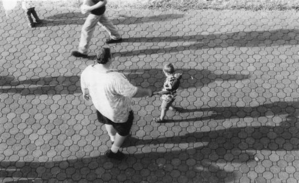 Дети на поводке