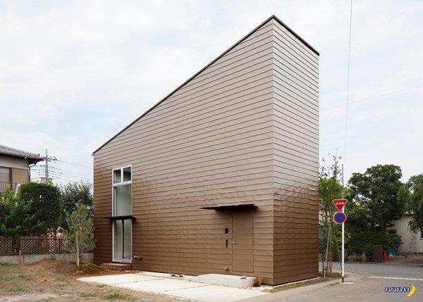 И снова маленький японский домик