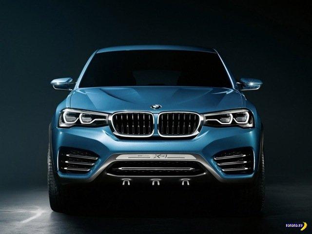 Утечка фотографий BMW X4