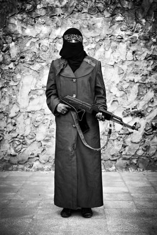 """Участницы """"Свободной армии Сирии"""""""