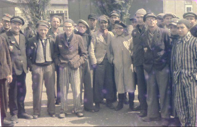 И снова про лагеря и холокост
