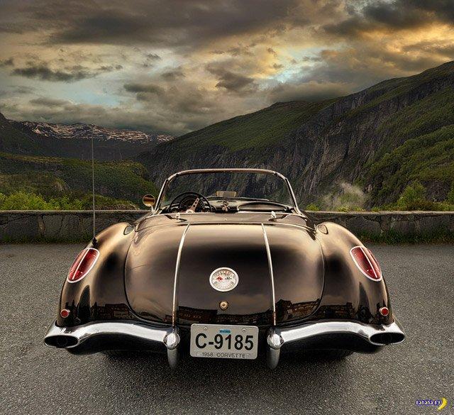 Самые-самые красивые машины