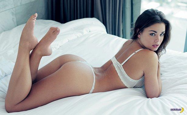 Красивые девушки в нижнем белье - 8