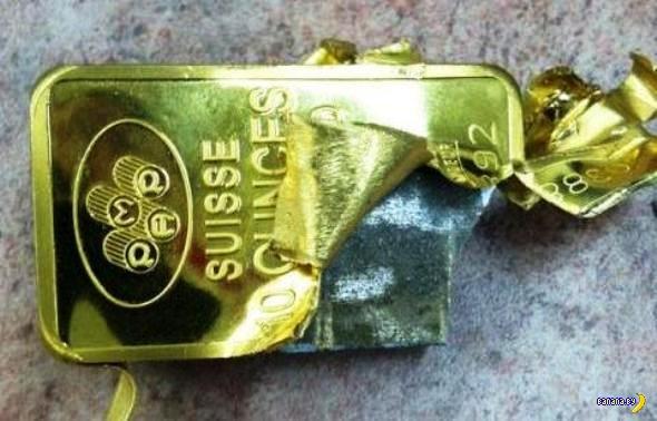 Пузырь золотых сертификатов лопнул