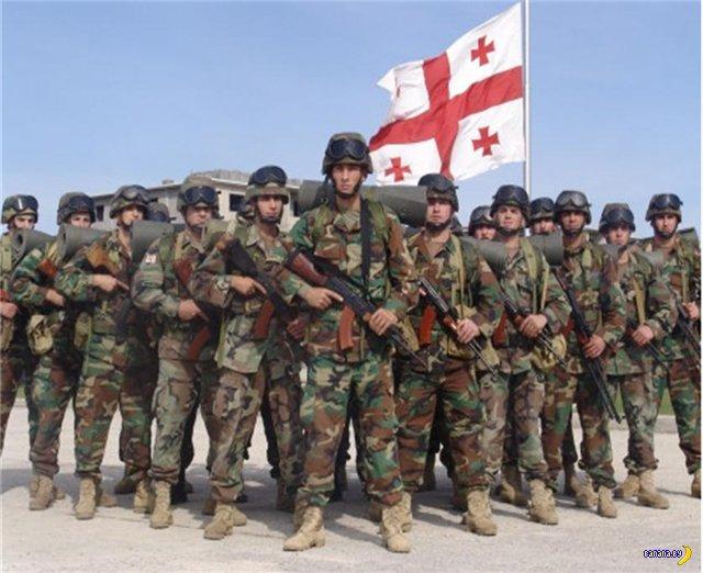 О гордых грузинах